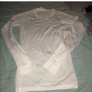 Lululemon swiftly Long sleeve top